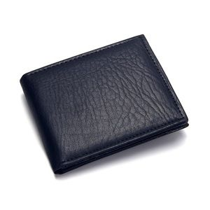 Other - Coming soon - black leather wallet